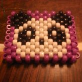 Panda Kandi Cuff (Courtesy Of Crumpet)