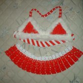 Christmas In July Rave Outfit