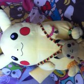 Pikachu Rave Backpack