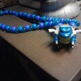Blastoise Necklace