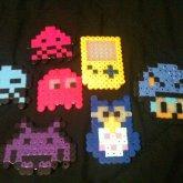 Random Perler Creations