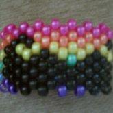 Rainbow Mustache