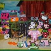 All The Kandi Made For Kbaileyk (my Sister)!