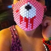 My First Kandi Mask
