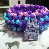 Princess Castle 3D Cuff