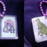 Dino Card Single 2 <3