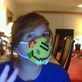 My Spongebob Mask