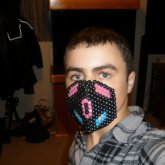 First Kandi Mask, Just Finsihed