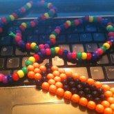 Crayon Necklace