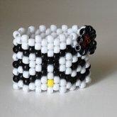 Nerd Hello Kitty W/ Bow ( Front View )