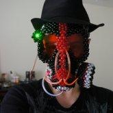 Resident Evil Kandi Gas Mask