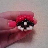 Mini 3D Pokeball