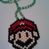 Mario Necklace