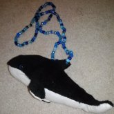 Whale Necklace :3