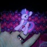 Twilight Sparkle Cuff With Figure