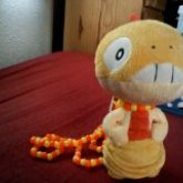 Pokemon Scraggy Plush For DollieLolly