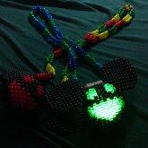 L.E.D 3D Deadmau5 Kandi Head