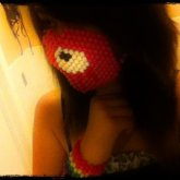 My First Mask (;