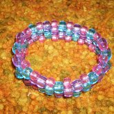 Pretty Colors Cuff :D