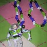 Buzz Light Year Necklace ^.^