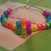 Rainbow Single W Flower