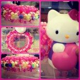 3D Hello Kitty Kandi Cuff