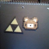 Triforce And Bear