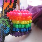 Rainbow Treble Phattie Cuff