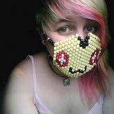 Plusle Mask