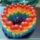 Rainbow Cuff