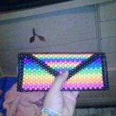 Rainbow Kandi Wallet