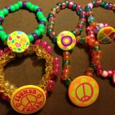 Flower Power Triple And Hippy Singles