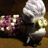 Purple Minon Cuff