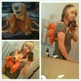 Kandi Bear Backpack