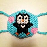 Custom Penguin Mask