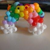 3D Kandi Rainbow Single