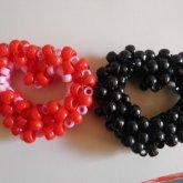 3D Kandi Open Hearts