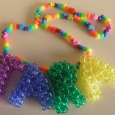 My Name In Kandi Form