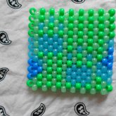 Back Part Of My Blues Clues Cuff :3