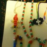 My Kandi Neckless Collection