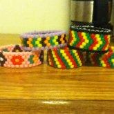 Peyote Bracelets