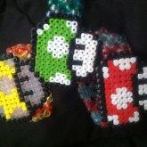 Mario Mushroom X-base Cuffs