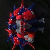 Transformer Optimus Prime 3d Cuff