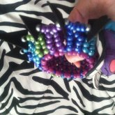 Side View Of The Butterfree 3d Cuff