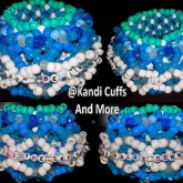 Dash Berlin Till The Sky Falls Down Cage 3D Kandi Cuff