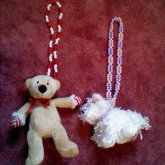 Bear And Dog Necklaces