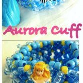 Sleeping Beauty 3D Cuff