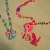 My Little Pony Necklaces