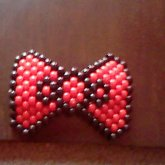 Hello Kitty Bow (front)