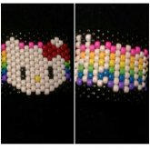 Hello Kitty Rainbow Cuff